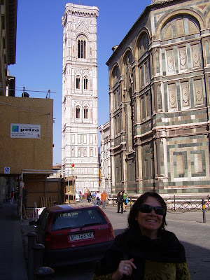 Giotto's Campanile - Florence - Italy