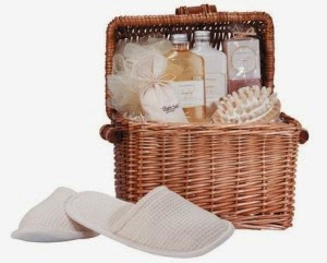 Spa-in-a-Basket #34187 oleh Sunshine Megastore