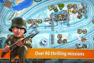 Toy Defense – TD Strategy Apk v1.24 Mod (Unlimited Stars)