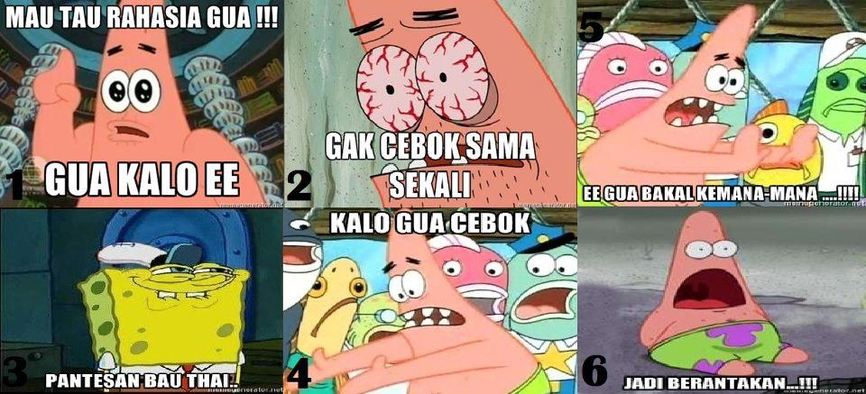 Koleksi Komik Kumpulan Komik Lucu Spongebob Squarepants