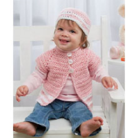 Free Crochet Cardigans for baby and kids ,6 months, 1 year old, 18 months and up to 2 years