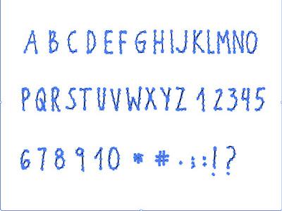 Cara Membuat Font Digital Sendiri