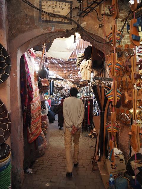 guide marrakech medina