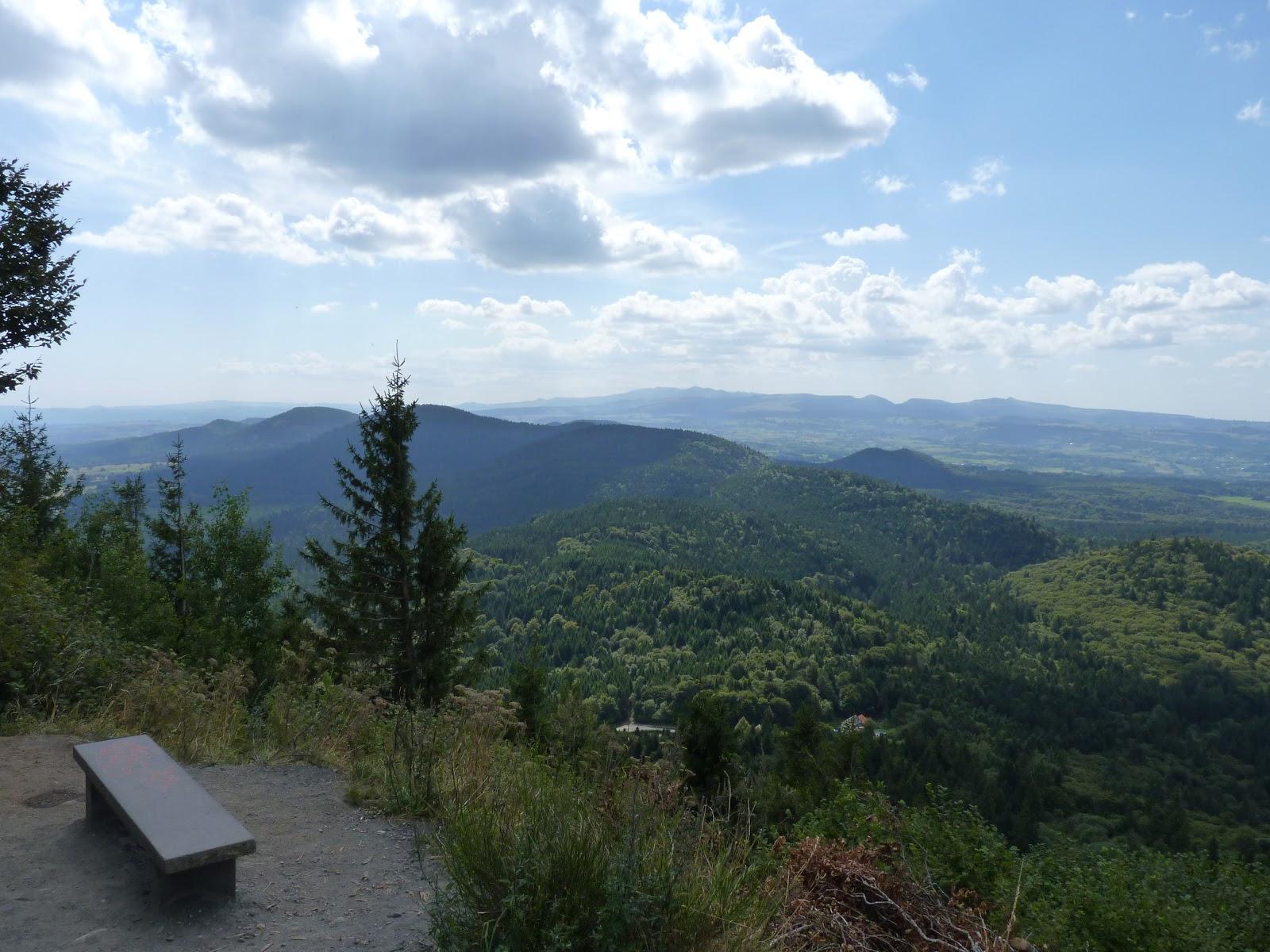 Puy de Dôme, volcan d'Auvergne