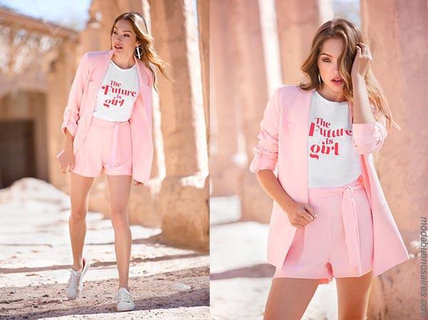 Moda primavera verano 2019. │ Moda 2019.