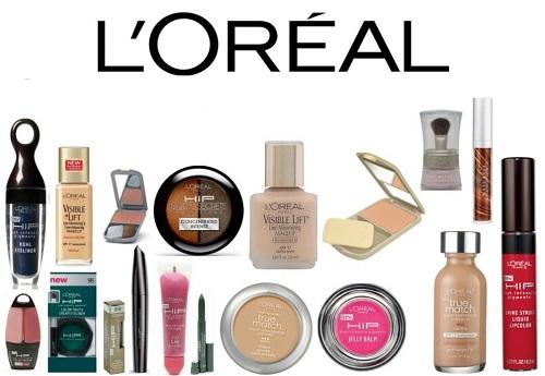 harga kosmetik loreal