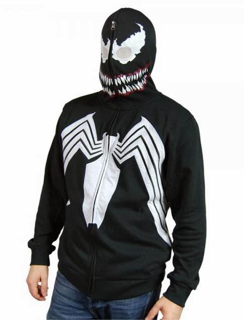 sito affidabile 8e502 9414e Costume hoodie, le felpe che ti trasformano in super-eroe