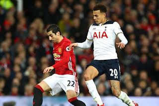 Tottenham Hotspur v Arsenal live stream info