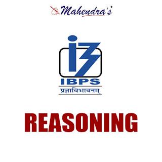 IBPS Clerk Mains : Reasoning Ability | 19 - 01 - 18