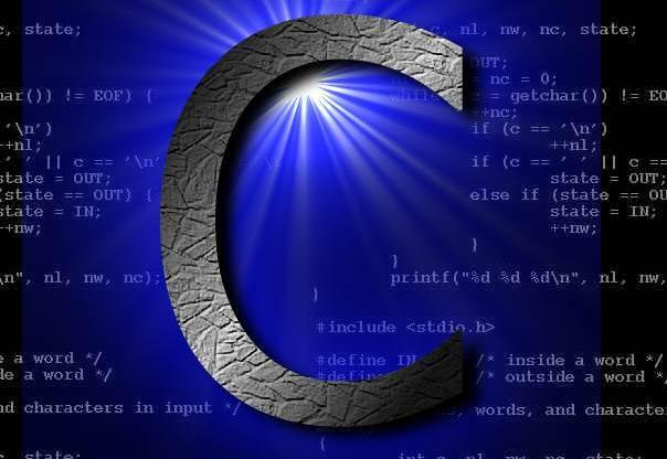 تعلم معنا لغة البرمجة c