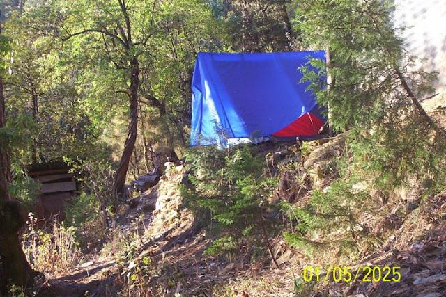 camping kausani