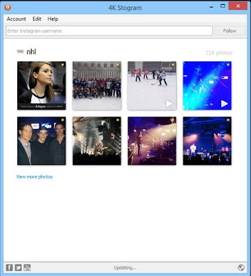 輸入帳號就能直接打包下載Instagram照片跟影片,4K Stogram V1.9 多國語言版!