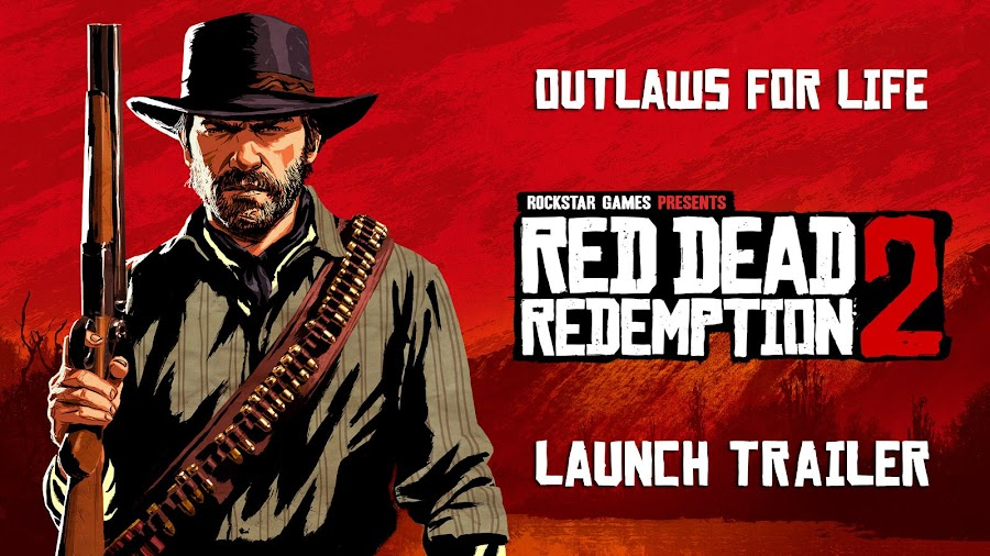 red dead redemption 2 arthur morgan rockstar games