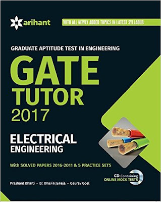 Download Free Arihant Gate Tutor 2017 Electrical Engineering Book PDF