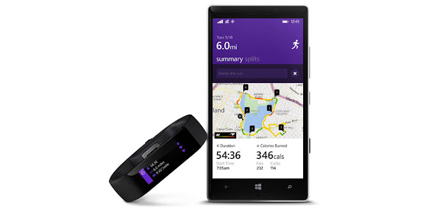 Microsoft Band receives firmware update (10.2.2823.0) with fixes and improvements