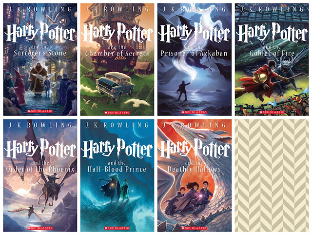 Harry Potter Book Covers Uk Vs Us : A wonderful book world august