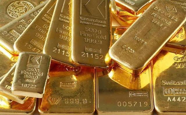 Rusia y China podrían establecer el precio internacional del oro basado en el comercio de oro fisico