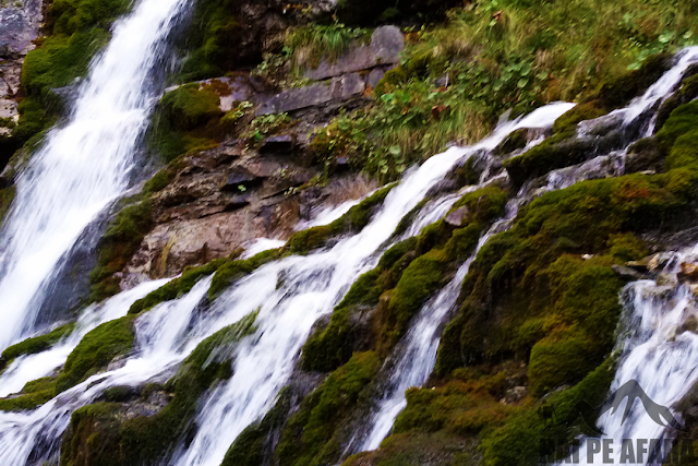 cadere apa Valea Spumoasa