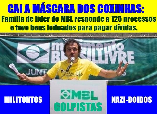 Resultado de imagem para líderes do MBL paulista