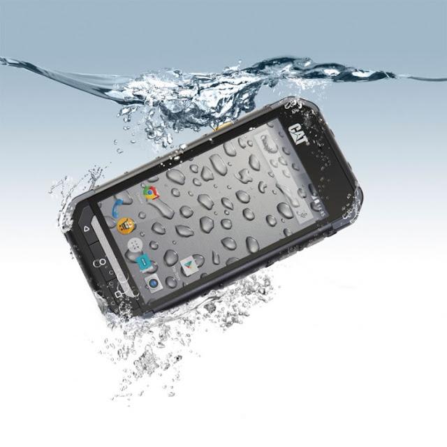Al fin llegó el Cat S60, el celular que es exclusivamente para hombres ¡Y tiene cámara infrarroja!