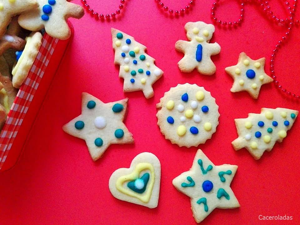 galletas para Navidad