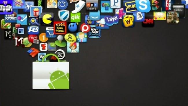Aplikasi Bawaan Android