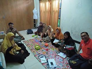 Catatan Turba Ke FLP Sidoarjo ; FLP Jatim Berkunjung Kerumah Sendiri