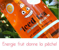 Ice tea Energie Fruit