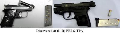 Discovered at (L-R) PBI & TPA