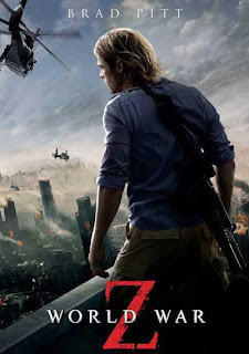 Review of World War Z, starring Brad Pitt