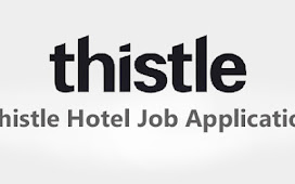 Thistle Hotel Job Vacancies And Opportunities