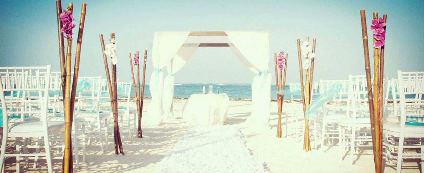 Paradisus Palma Real Resort Wedding Venues