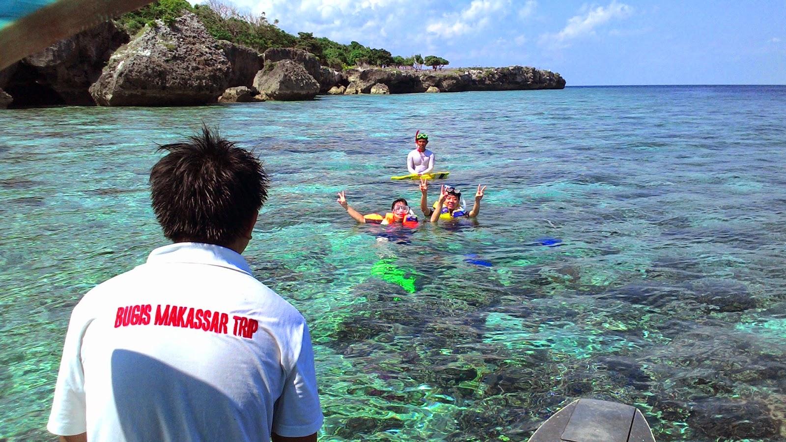 Tanjung Bira, Pulau Kambing, Bugis Makassar Trip