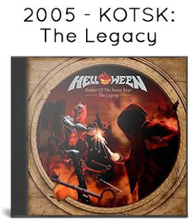 2005 - Keeper Of The Seven Keys - The Legacy