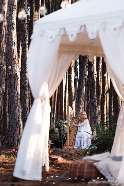 GOLD COAST FOREST ELOPEMENT STYLED INSPIRATION WEDDING SHOOT