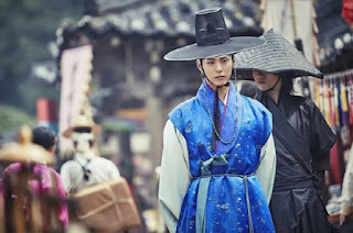 """Diễn viên nào mặc đồ cổ trang """"đẹp nhất"""" xứ Hàn"""