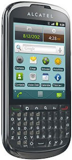 Alcatel One Touch Premiere (Front)