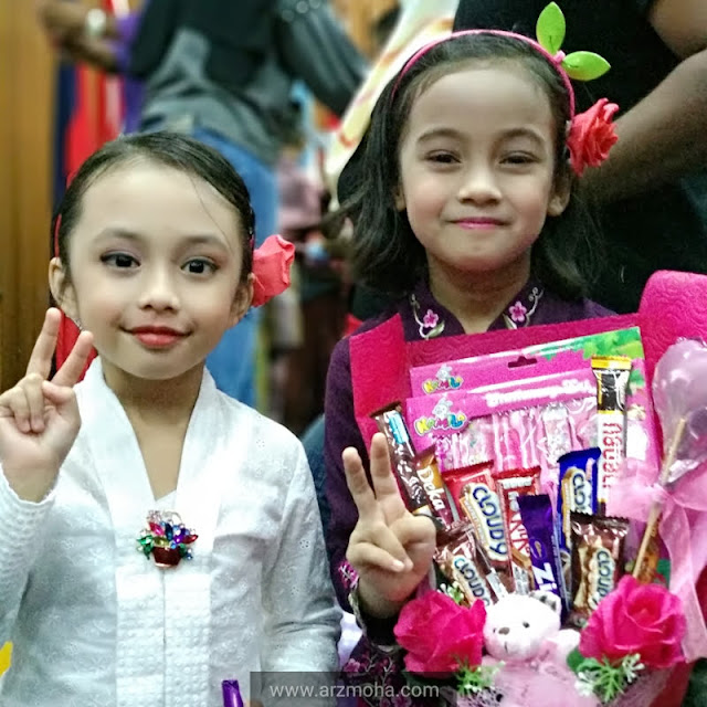 kids, kids fashion, fesyen baju kanak-kanak, baju kebaya kanak-kanak, hari graduasi kanak-kanak pra sekolah, aktiviti di hari penyampaian hadiah pra sekolah,