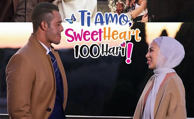 Ti Amo Sweetheart 100 Hari Episod 1