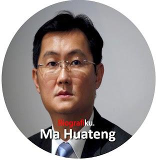 Biografi dan Profil Ma Huateng