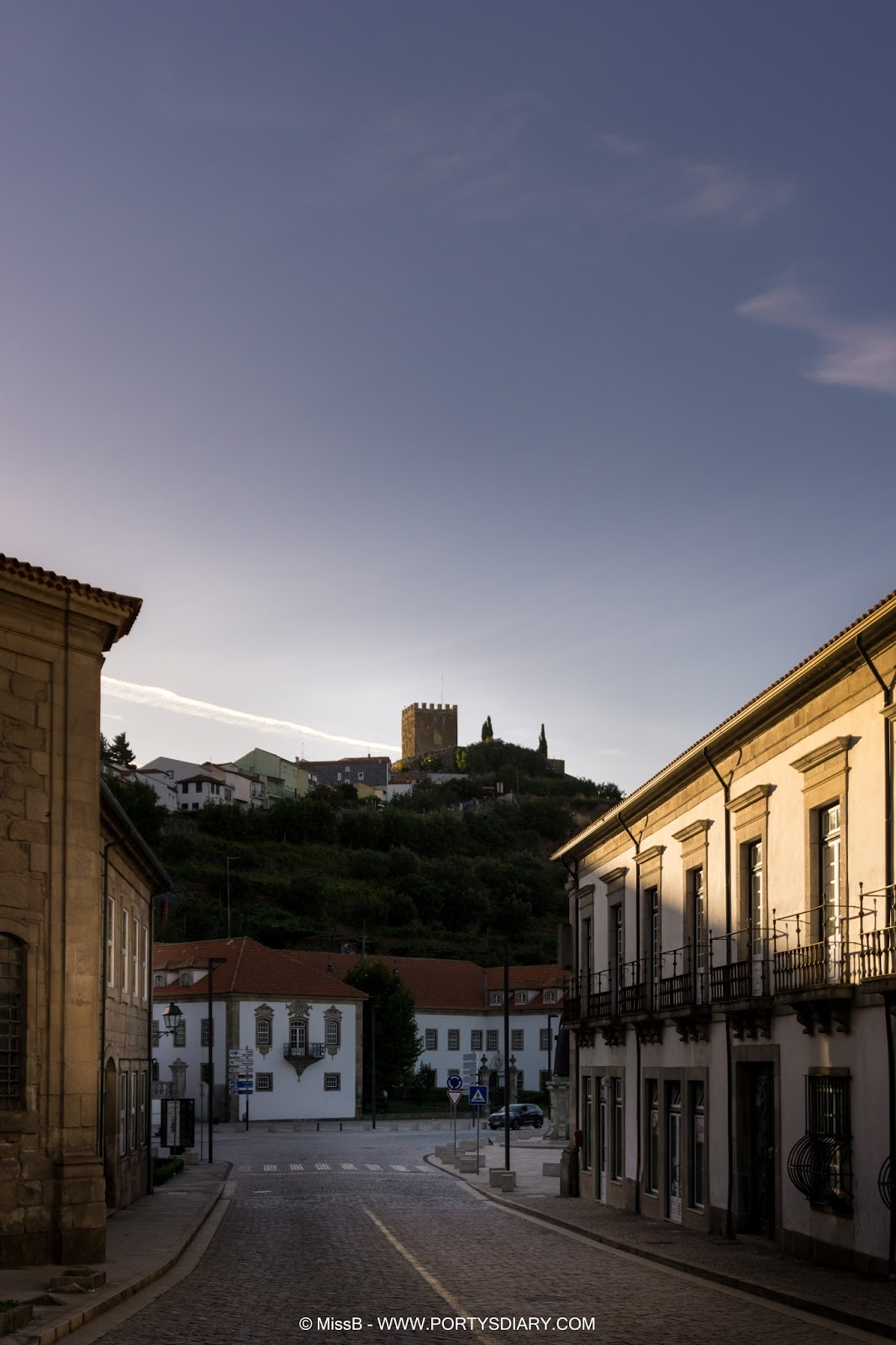 Photo diary and travel tips from Lamego in Portugal.