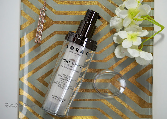 Lorac Light Source 3-in-1 Illuminating Primer Dawn | bellanoirbeauty.com