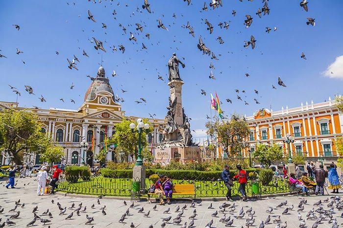 Viajes desde Tarija a La Paz, Oruro y Potosí en bus