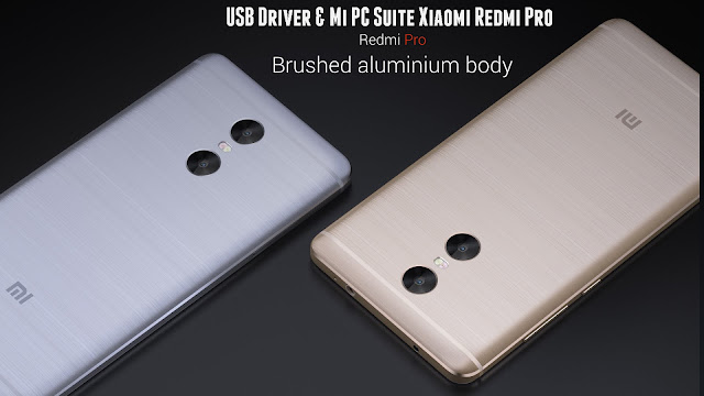 Download Mi PC Suite dan USB Driver Xiaomi Redmi Pro