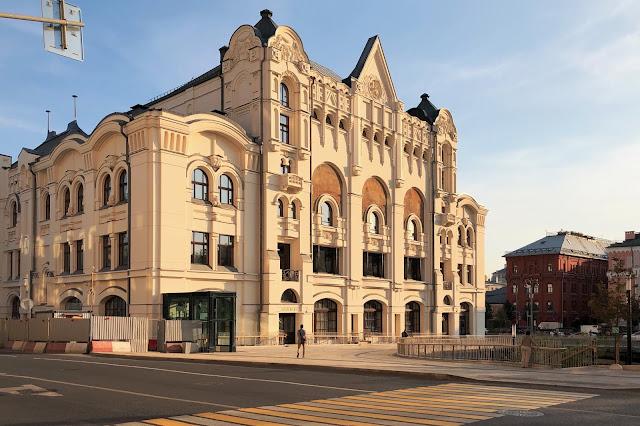 Лубянский проезд, Политехнический музей | Lubyansky proezd, the Polytechnic Museum