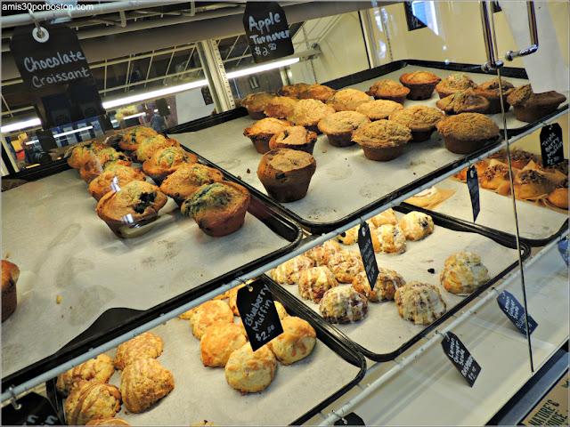 Supermercado de la Cider Hill Farm: Dulces