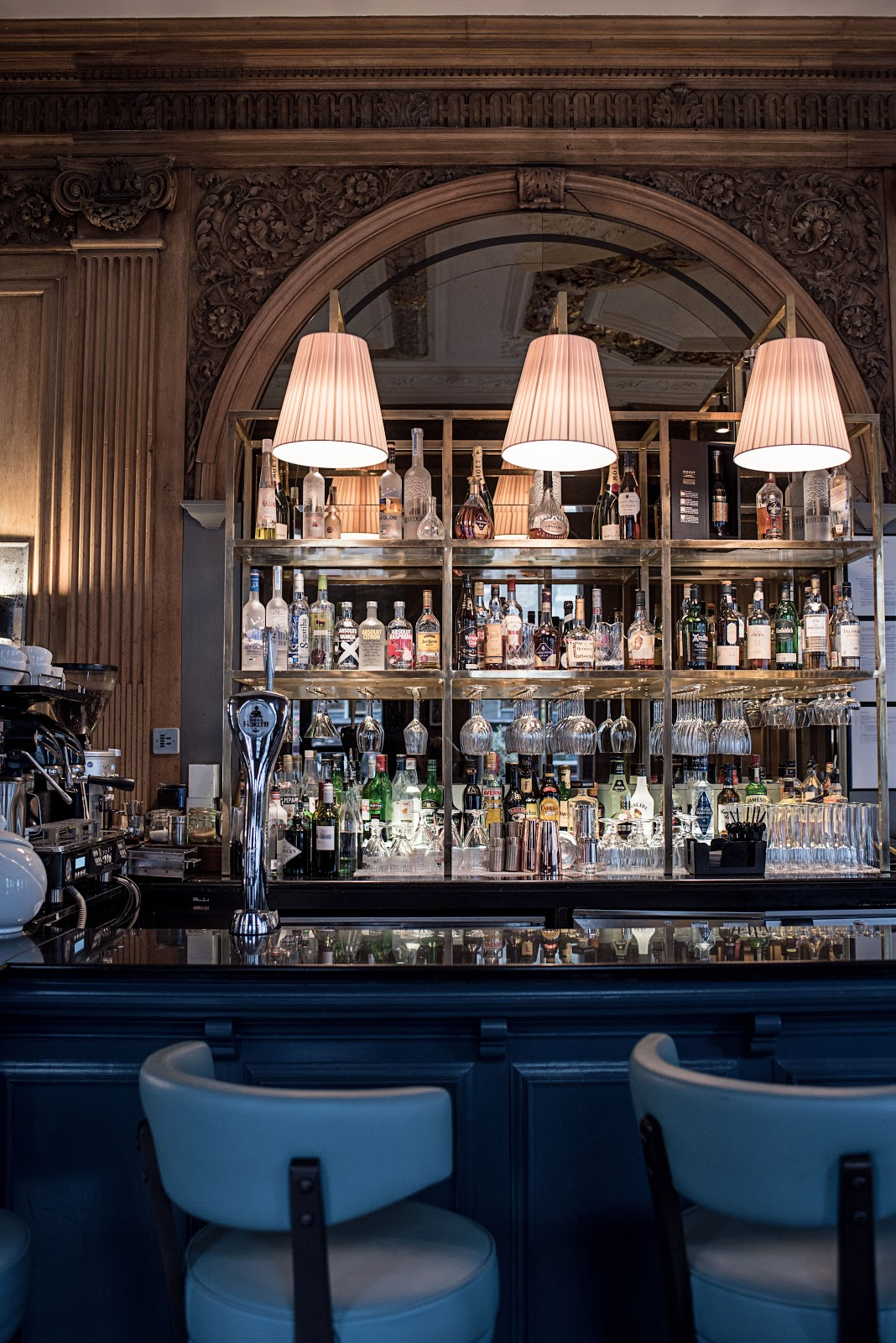 von vogue the baileys hotel london