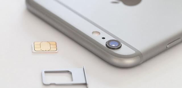 Những lý do khiến iPhone không nhận sim 3
