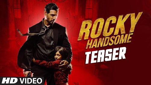 Rocky Handsome 2016 Hindi HD Official Trailer Full Theatrical Trailer Free Download And Watch Online at downloadhub.net