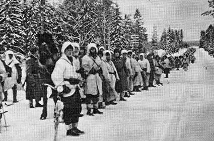 6 December 1939 worldwartwo.filminspector.com Finnish troops